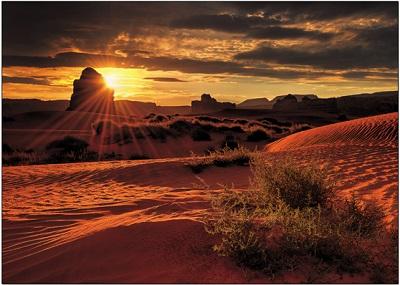 sa mạc 4