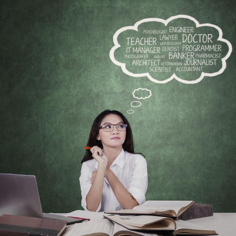 Giải đáp thắc mắc các câu hỏi khi chọn ngành khối A