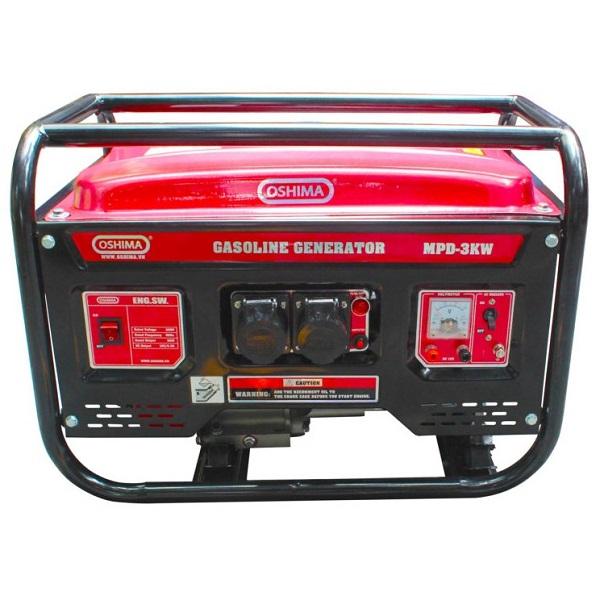 Định mức tiêu hao nhiên liệu của máy phát điện là một thông số quan trọng