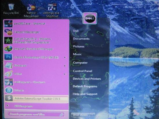 Tìm hiểu màn hình bị lỗi màu