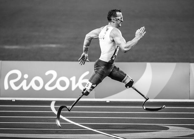 Người khuyết tật vẫn có thể chơi thể thao như thường
