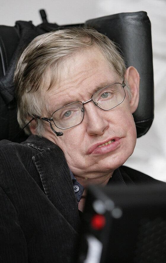 Nhà khoa học Stephen Hawking