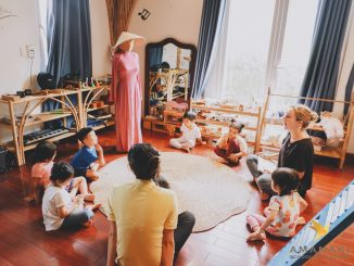 trường mầm non quốc tế tại tphcm