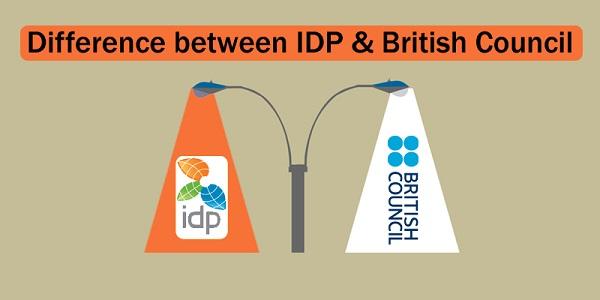 Thi Ielts ở IDP hay BC đều có độ khó như nhau