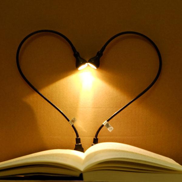 Chọn đèn ánh sáng vàng cho việc học