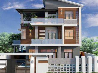 Thiết kế thi công nhà phố tại TPHCM với công ty chuyên nghiệp