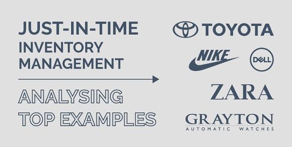 Các công ty ứng dụng JIT trong quản trị sản xuất