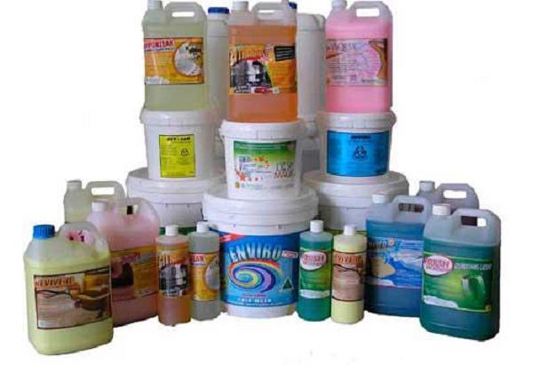 Hóa chất giặt ủi là gì? các loại hóa chất giặt ủi phổ biến hiện nay