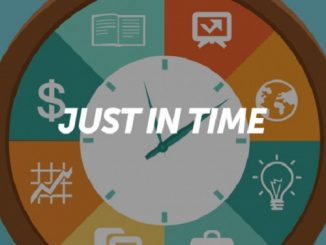Khái niệm Just in Time trong sản xuất
