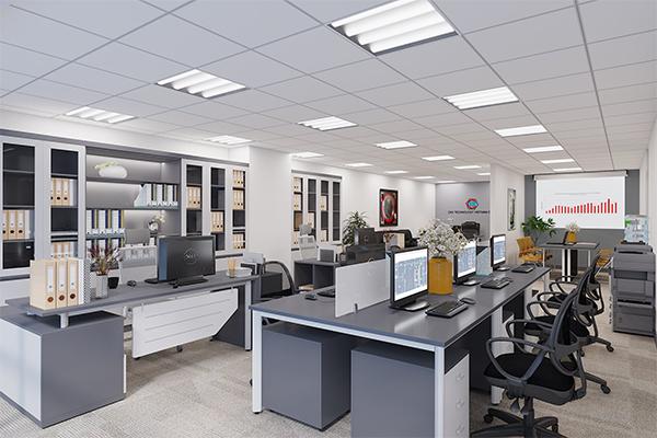 Thiết kế nội thất văn phòng cần chú ý đến các vấn đề gì?