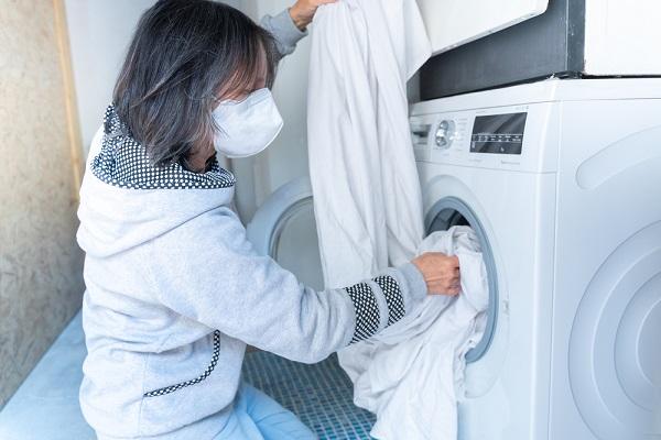 Giặt quần áo F0 như thế nào?